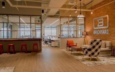 Clarke-Hook's Brickyard Opens Prince William's First Coworking Space
